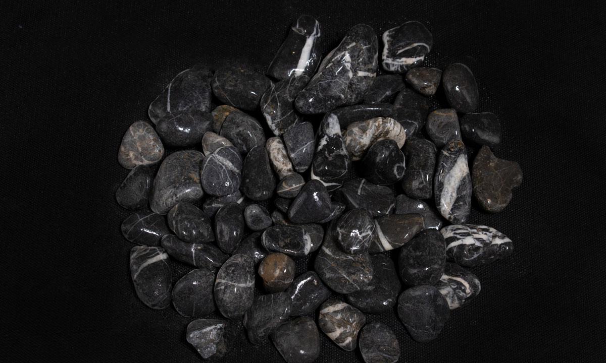 Nero Black Pebble
